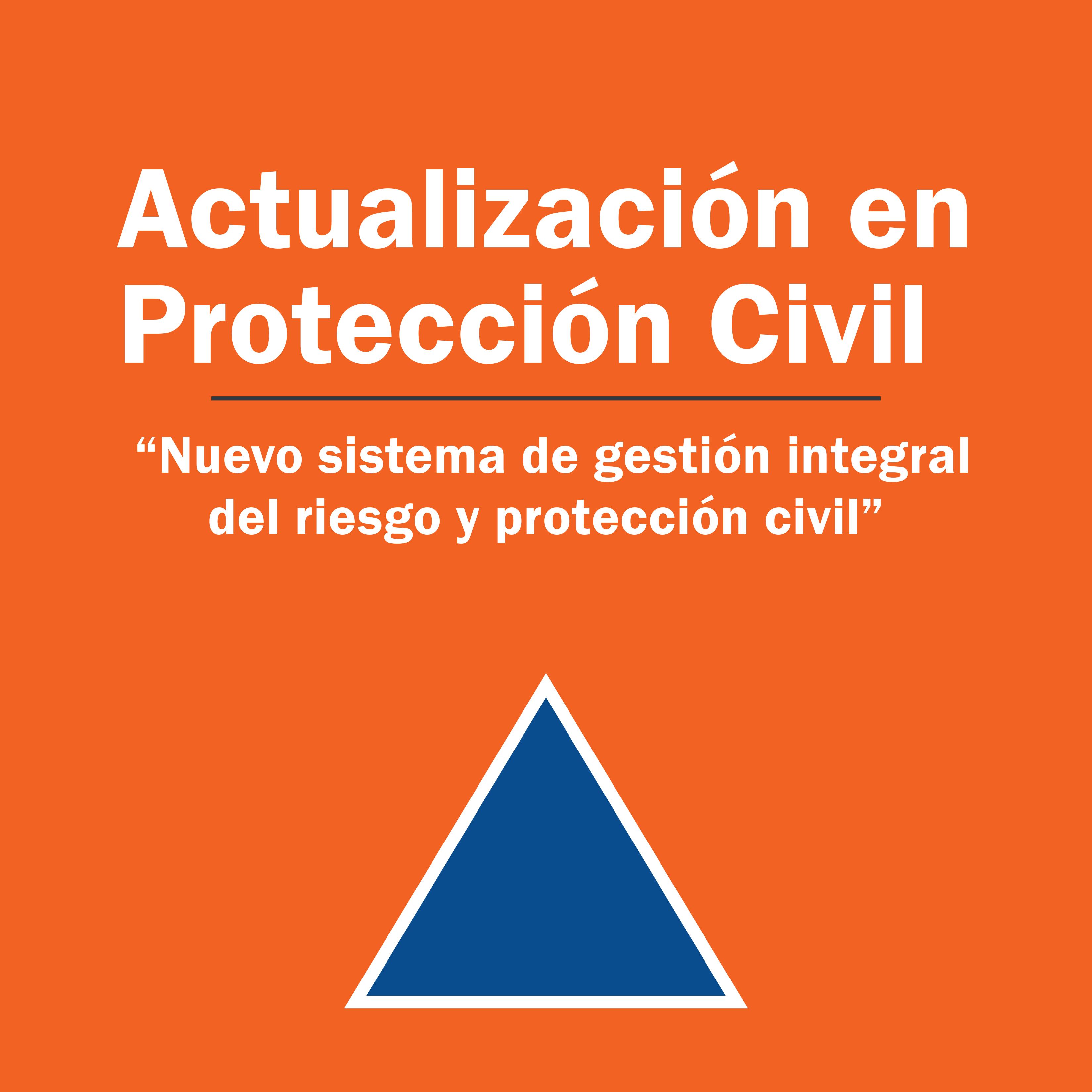 Actualización en Protección Civil