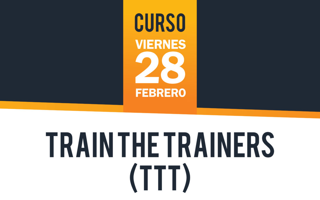 Train the trainers (TTT)