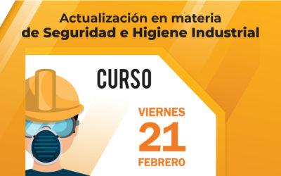 Actualización en materia de seguridad e higiene industrial