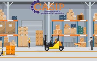 Manejo y Almacenamiento Seguro de Materiales Condiciones de Seguridad y Salud en el Trabajo