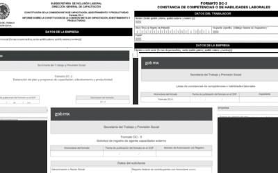 Curso Online: Procedimiento Administrativo de Capacitación y Adiestramiento ante la STPS Requisitos y Formatos